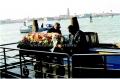 Похороны в Венеции. Причал на острове-кладбище